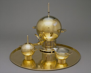 Prototype tea service