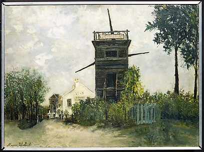 The Windmill at Sannois