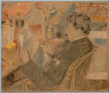 Portrait of Jan Toorop