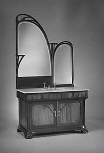 Dressing Table with Sink