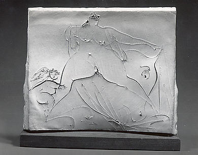 Europa and the Bull with Cupid