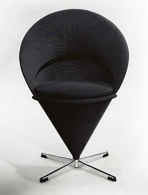 """CONE"" CHAIR"