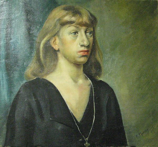 Eda Mirsky Mann (1911–2012)