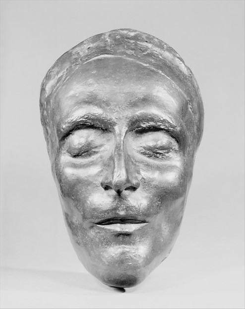 Death Mask of Modigliani