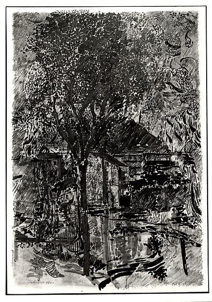 Figures/Landscape (formerly titled Laversine)