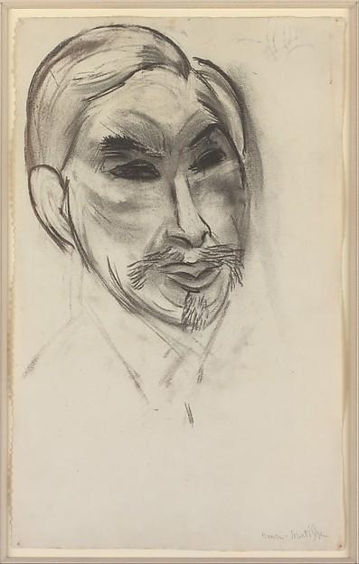 Portrait of Sergei I. Shchukin