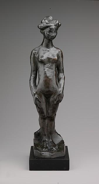 Standing Nude (Girl)