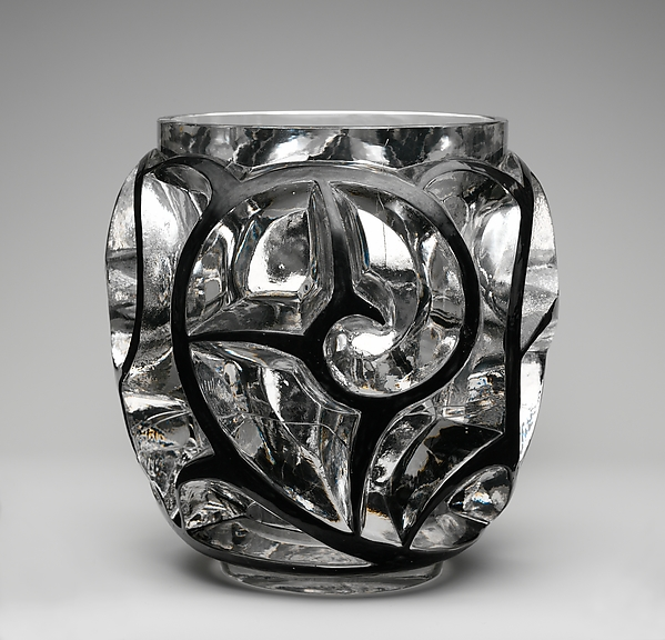 """Tourbillons"" (Whirlwinds) Vase"