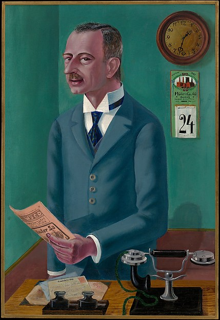 The Businessman Max Roesberg, Dresden
