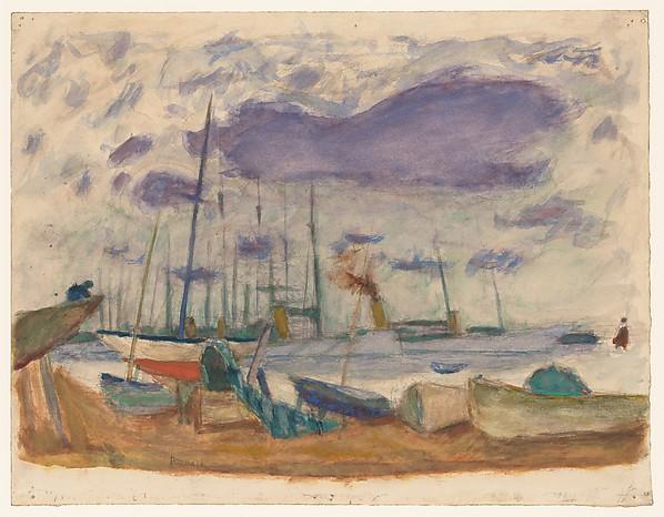 Le Port de Cannes