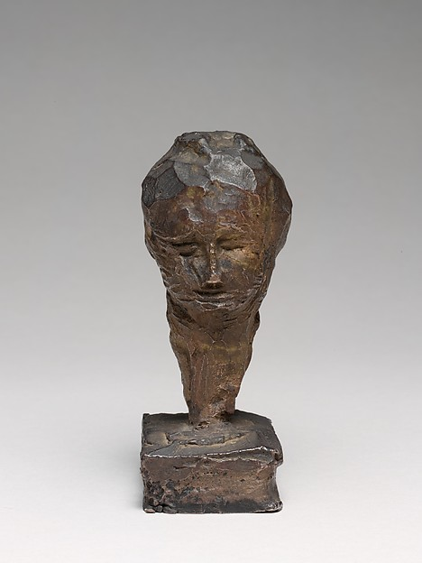 """Bust from the """"Musée imaginaire"""" series"""