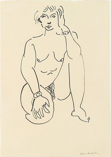 Nude with Bracelets