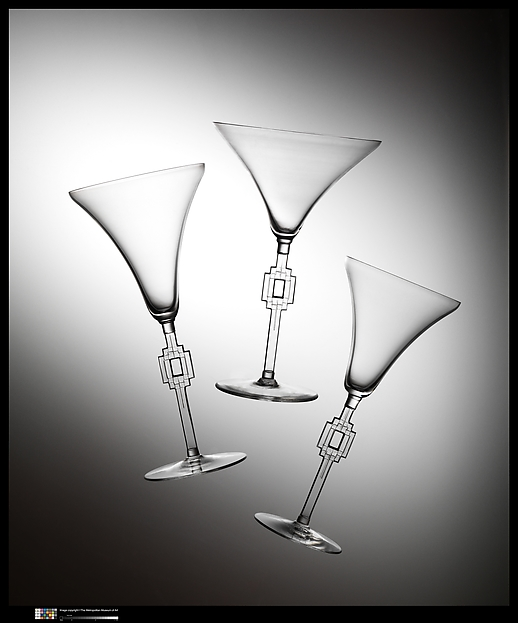 """Hagueneau"" Water Glass"
