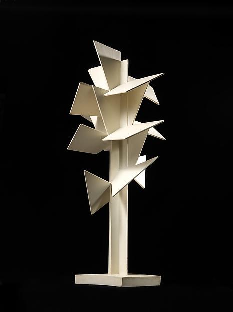 """Maquette for """"Arbre Cubiste (Cubist Tree)"""""""