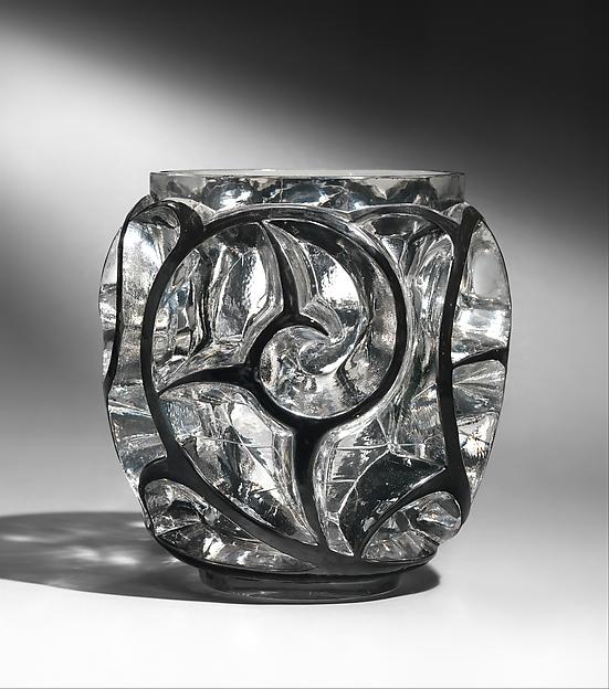 """Tourbillons"" (Whirlwinds) Vase"