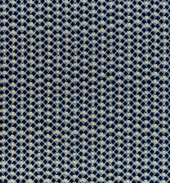 """Americana Print:  Sugar Lumps"" Textile"