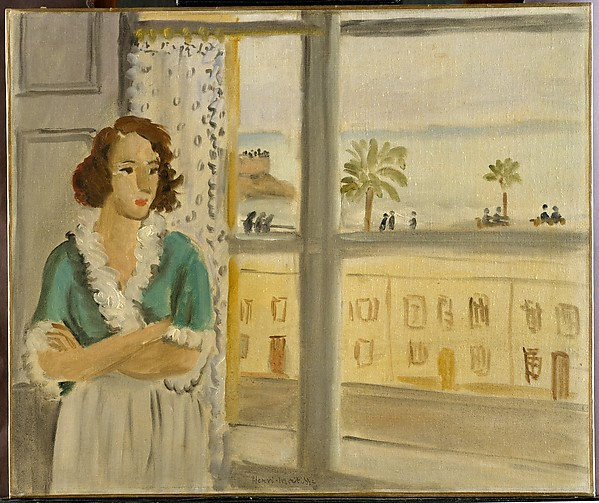 Girl by a Window