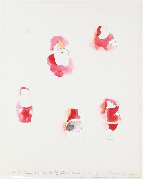 Santa Claus Studies