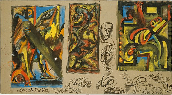 Untitled (Composition Studies)