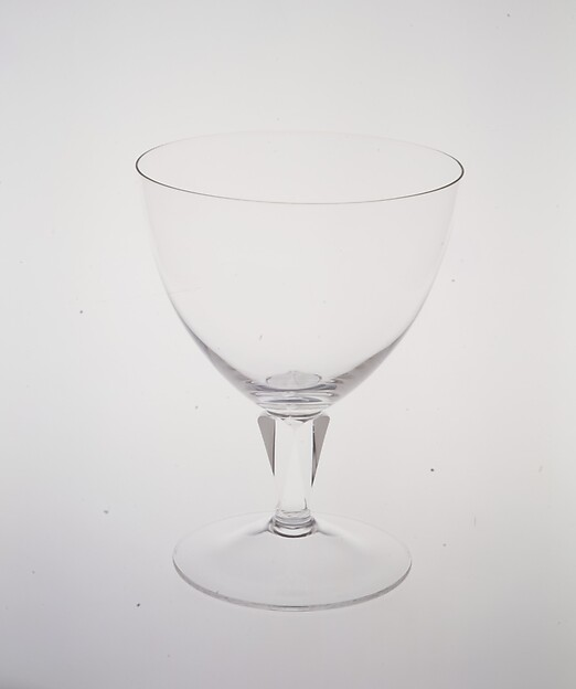Drinking glass