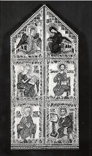 Central Panel Doors from ICONOSTASIS