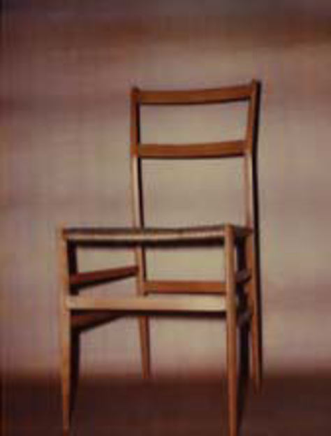 """Superleggera"" (Superlight) Side Chair (Model No. 699)"