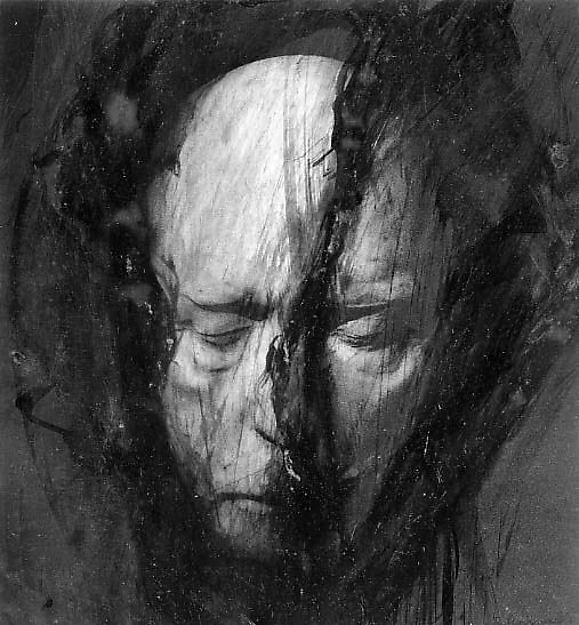 Death mask: Robert Ed Lee