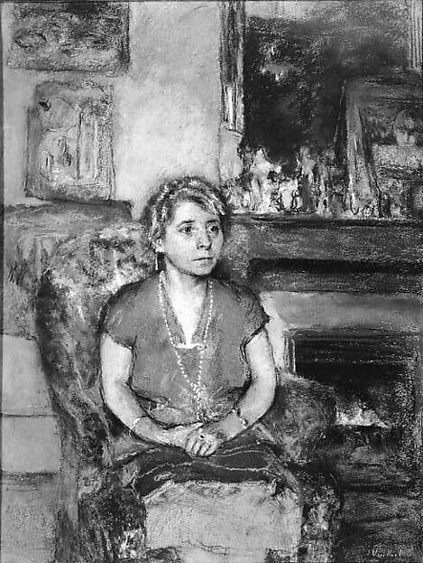 Mme Henri-Xavier Fontaine