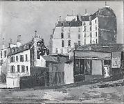 Rue Ravignan, Paris
