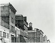 East Along Bond Street