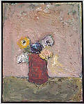 Anemones in a Rusted Can