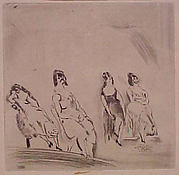 Women in a Bordello