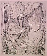 Family Scene (The Artist's Family)