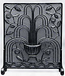"""La Fontaine"" (""The Fountain"") Fire Screen"