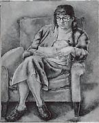 The Letter (Marguerite Zorach)