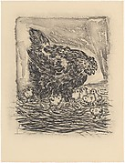 Mother Hen, from <i>Picasso: Original Etchings for the Texts of Buffon</i>