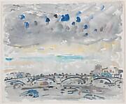 Movement, The Seine, Paris