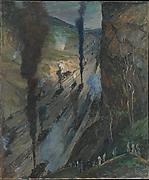 The Conquerors (Culebra Cut, Panama Canal)