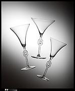 """""""Hagueneau"""" Water Glass"""