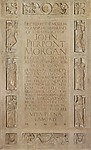 John Pierpoint Morgan Memorial