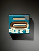 """""""Art"""" Brooch"""