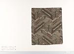 "BAUHAUS ARCHIVE, ""Metro"" Fabric Sample"