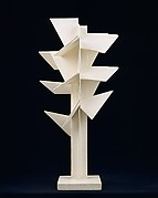 "Maquette for ""Arbre Cubiste (Cubist Tree)"""
