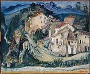 View of Cagnes