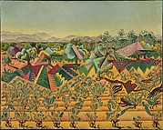 Vines and Olive Trees, Tarragona