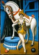 Circus Equestrienne