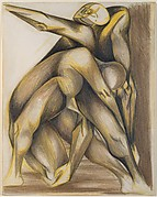Untitled (Figure Composition)