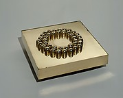 40 Rounded Cylinders on a Base