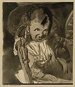 Sketch of Felix Klee