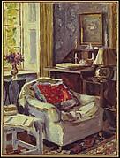 Artist's Study at Charleston